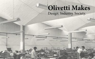 Olivetti Makes – Design. Industry. Society.